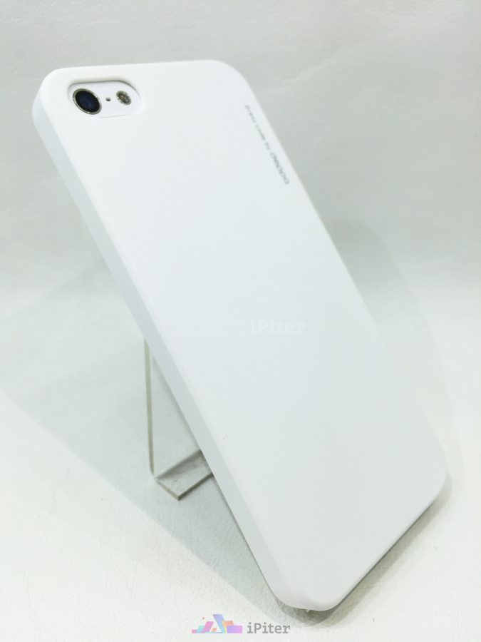 Фото Deppa Air Case на iPhone SE / 5s / 5, Белый