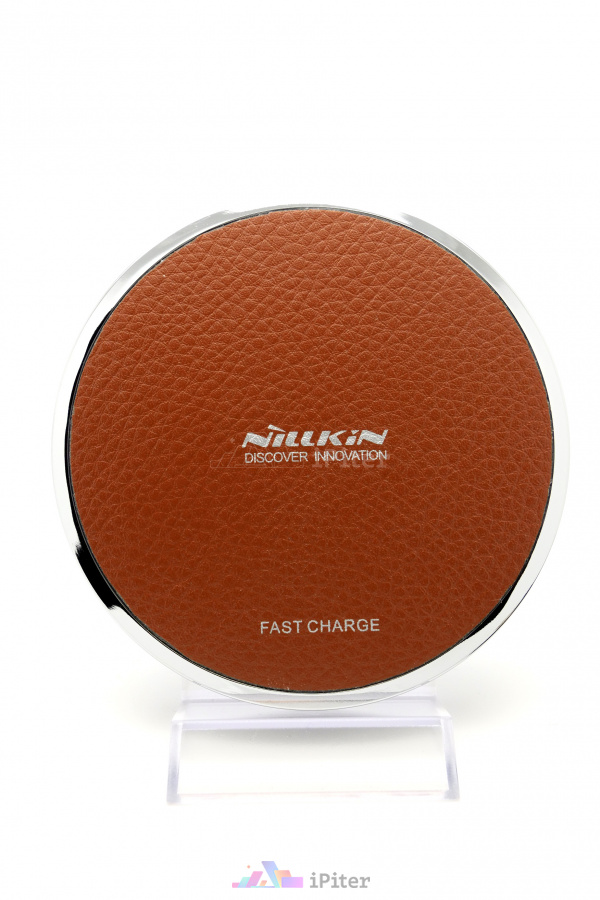 Фото Купить Nillkin Magic Disk III Wireless Mobile Charger QI