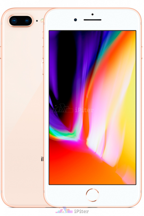 Фото Купить Apple iPhone 8 Plus 64Gb<br> Gold (MQ8N2)