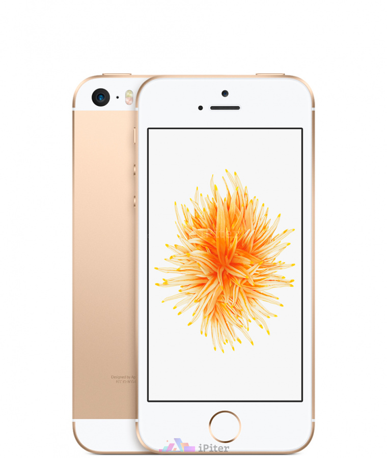 Фото Купить Apple iPhone SE 64Gb<br> Gold (MLXP2RU/A)