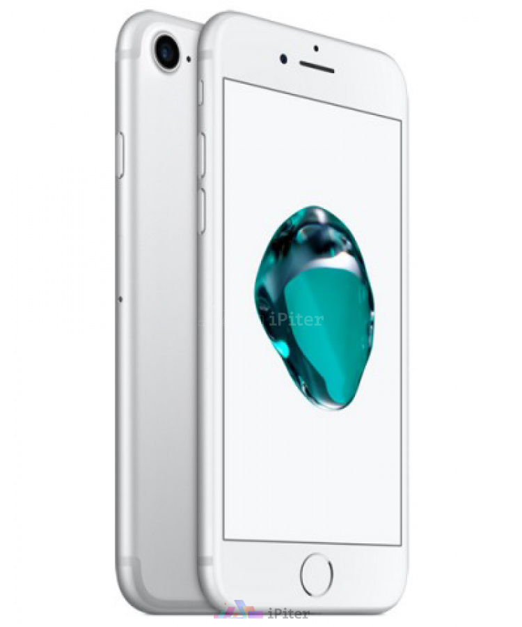 Фото Купить Apple iPhone 7 128Gb<br> Silver (MN8M2)