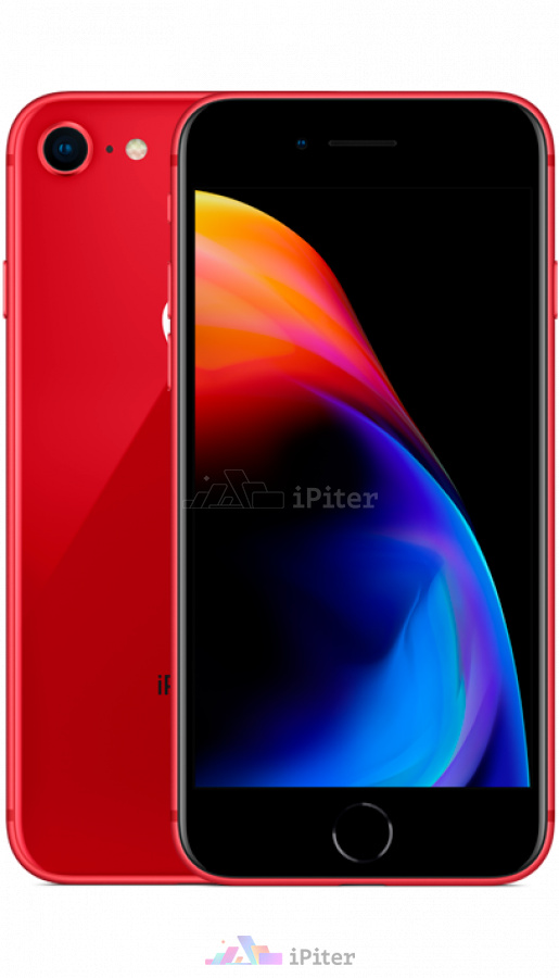 Фото Купить Apple iPhone 8 64Gb<br> (PRODUCT)RED Special Edition (MRRM2)